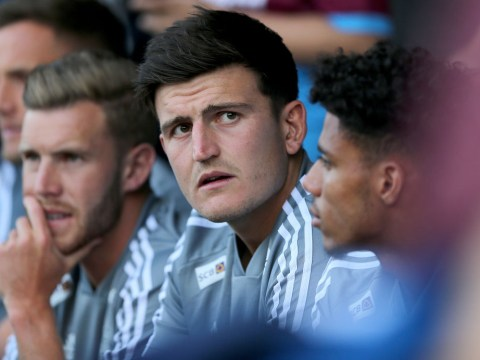 Manchester City remain interested in signing Manchester United transfer target Harry Maguire