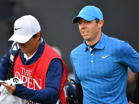 Rory McIlroy suffers nightmare start to The Open with quadruple bogey