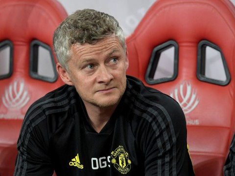 Ole Gunnar Solskjaer names Manchester United's two best pressers