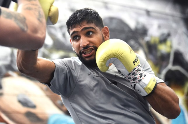 Manny Pacquiao's team rubbishes claims of a fight with Amir Khan being signed