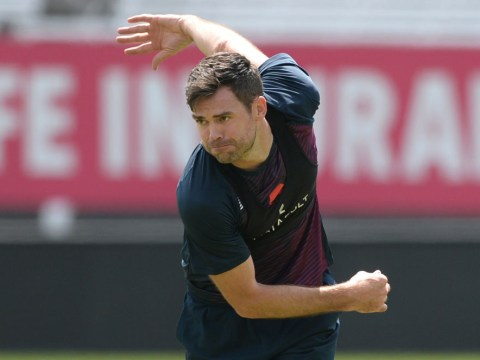 James Anderson to miss Lord's Test match with Ireland through injury