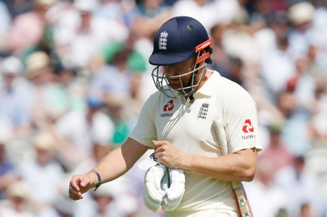 Jonny Bairstow failed to score a run against Ireland during last week's win at Lord's