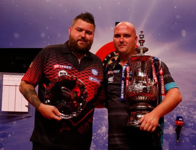 Michael Smith and Rob Cross
