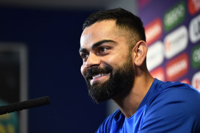 Virat Kohli will attempt to lead India to a third World Cup trophy