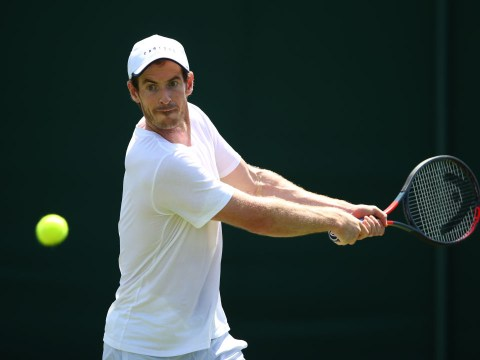 Andy Murray close to confirming mixed doubles partner and drops Serena Williams hint