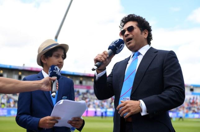 Sachin Tendulkar has defended India World Cup star MS Dhoni