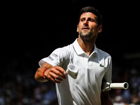 Novak Djokovic met with disgraced Justin Gimelstob ahead of Wimbledon