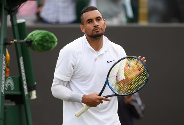 Nick Kyrgios eases through to Australian Open second round with victory  over Lorenzo Sonego