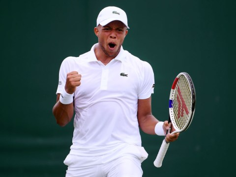 Seven Brits in round two at Wimbledon as Jay Clarke sets up Roger Federer clash