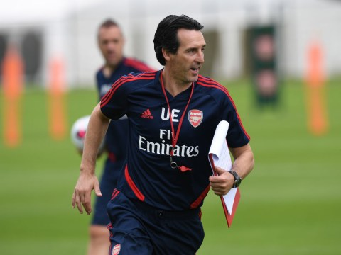 Unai Emery names three Arsenal stars who could replace Laurent Koscielny as captain