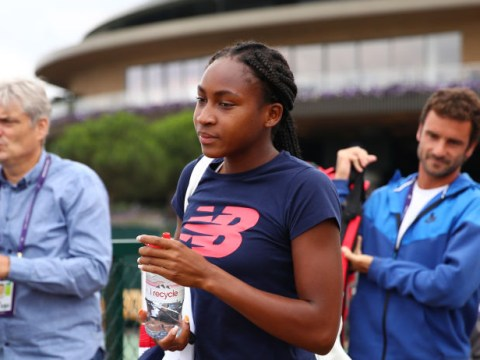 Serena Williams and Roger Federer say Cori Gauff can win Wimbledon despite only being 15 years old