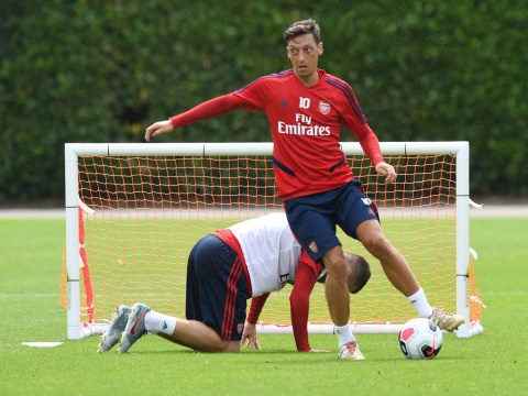 Fenerbahce deny they are poised to bid for Arsenal star Mesut Ozil