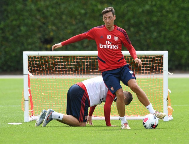Mesut Ozil is of Turkish descent