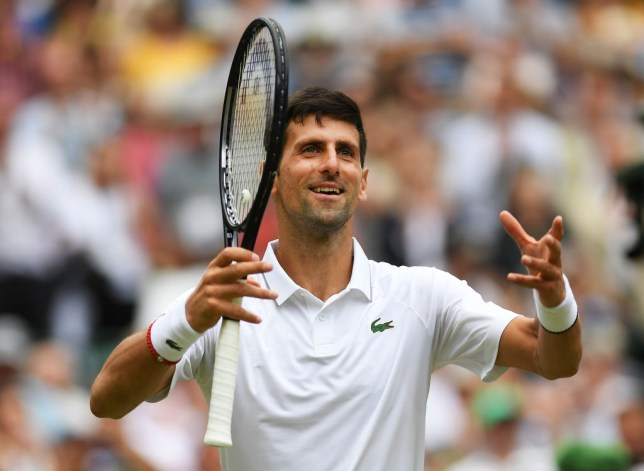 Novak Djokovic Explains Why He Federer And Nadal And Are So Dominant Right Now Metro News