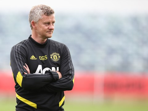 Ole Gunnar Solskjaer names the two Manchester United players who will replace Ander Herrera