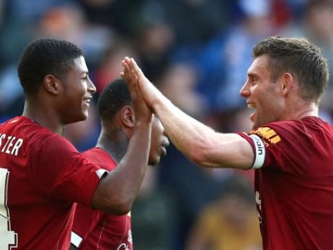Jurgen Klopp predicts important role for 'top talent' Rhian Brewster at Liverpool this season