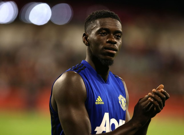 Man United defender Axel Tuanzebe has impressed Ole Gunnar Solskjaer