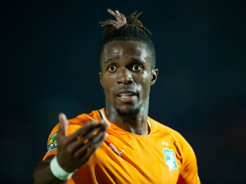 Arsenal face competition from Everton for Wilfried Zaha transfer