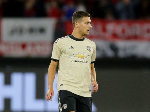 Ole Gunnar Solskjaer hints at position change for Diogo Dalot following Aaron Wan-Bissaka transfer