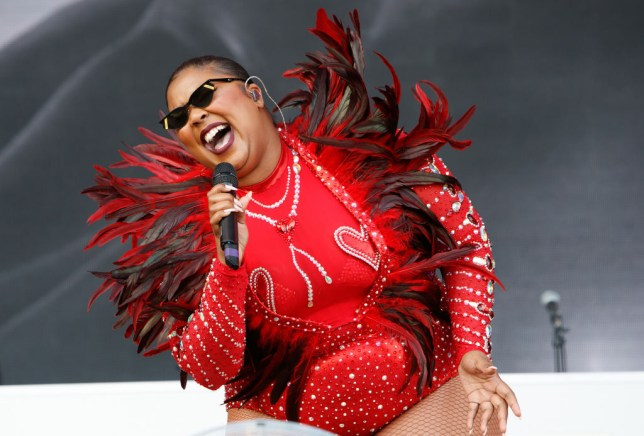 Lizzo's rider includes 'chicken wings and posh alcohol' and we stan