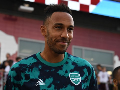 Arsenal can replace Pierre-Emerick Aubameyang if he joins Manchester United, says Jens Lehmann