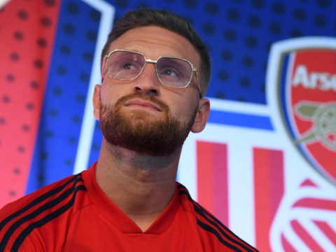 Shkodran Mustafi wants to fight for Arsenal place as Gunners prepare to sell