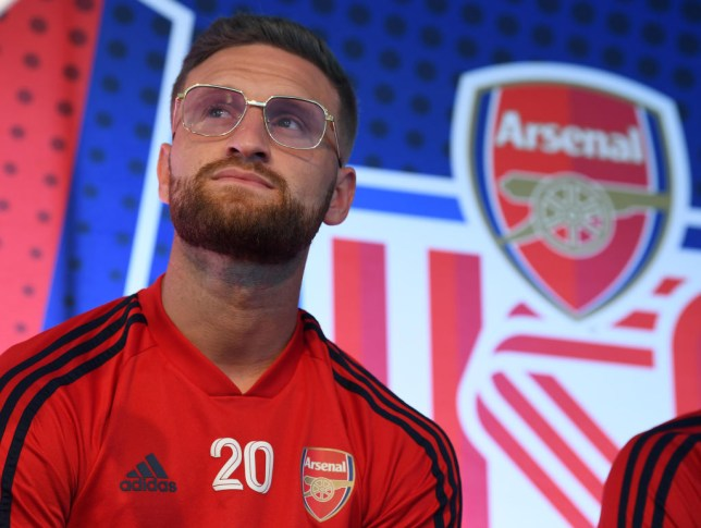 Shkodran Mustafi throws spanner in the works as Arsenal make transfer intention clear