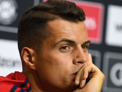 Granit Xhaka speaks out on Arsenal captaincy following Laurent Koscielny's tour boycott