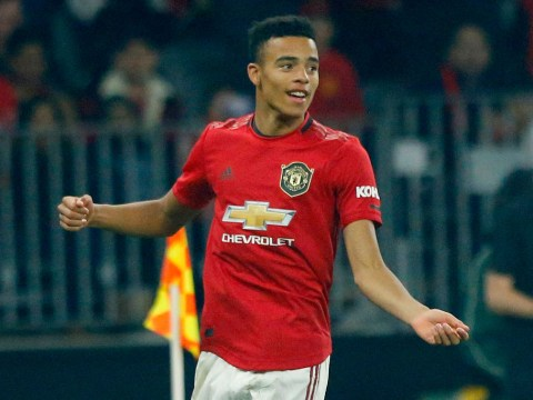 Mason Greenwood has a 'good possibility' of starting against Chelsea, admits Ole Gunnar Solskjaer