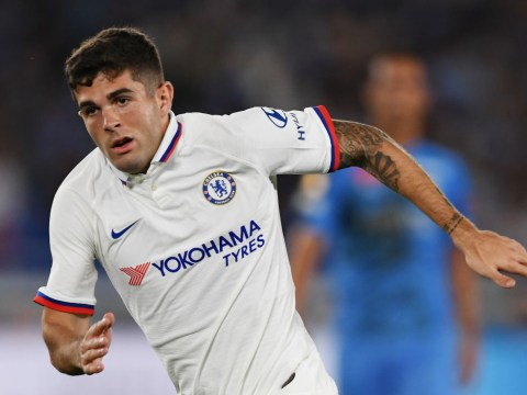 Christian Pulisic admits he's had 'tough' start to Chelsea career