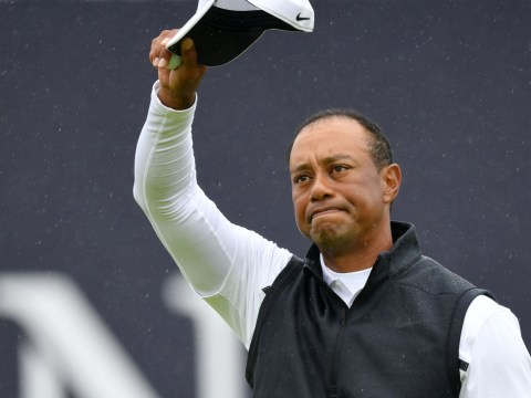 Tiger Woods sets out his plans for a break from golf after 'frustrating' miss cut at The Open