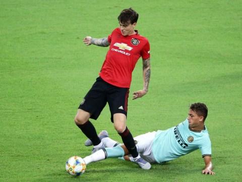 Man Utd boss Ole Gunnar Solskjaer gives update on Victor Lindelof and Tahith Chong injuries