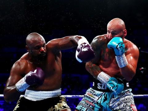 Dereck Chisora destroys Artur Szpilka to set up fight with 'Australian chicken' Joseph Parker