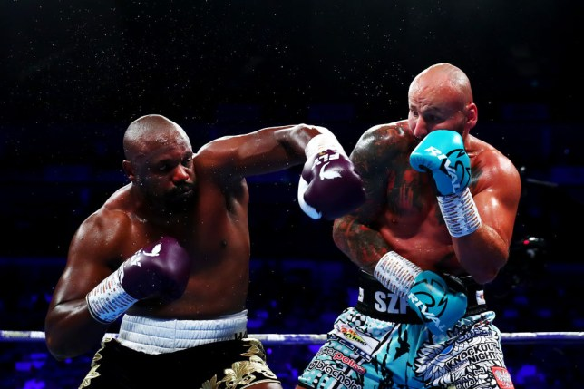 Dereck Chisora destroys Artur Szpilka to set up fight with 'Australian chicken' Joseph Parker