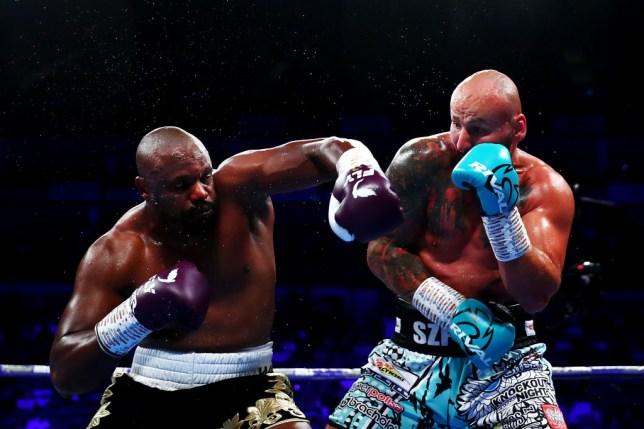 Derek Chisora knocks out Artur Szpilka