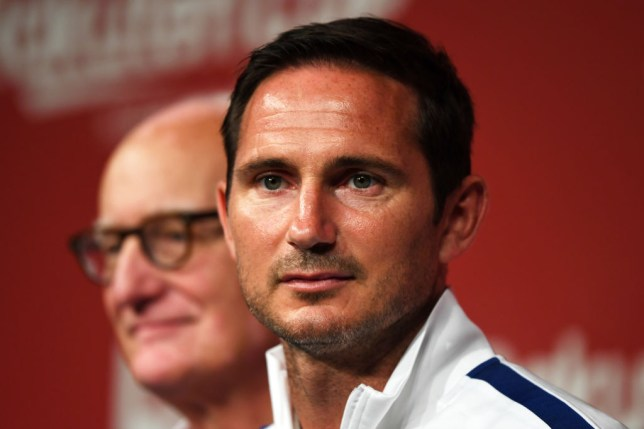 Olivier Giroud reveals what Frank Lampard has told Chelsea squad 'every day' during pre-season tour