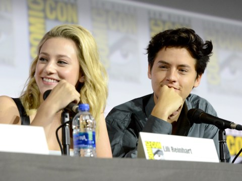 Lili Reinhart confirms she's still with Cole Sprouse so we can all breathe a sigh of relief