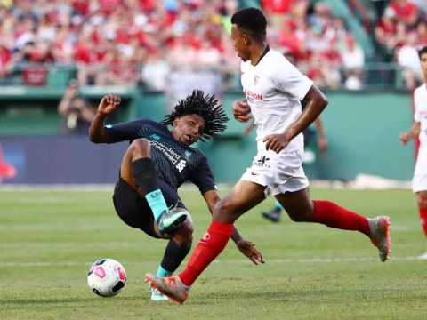 Sevilla's Joris Gnagnon apologises for 'heinous' tackle on Liverpool's Yasser Larouci