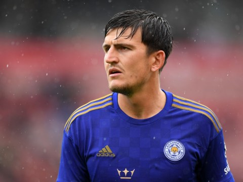 Harry Maguire misses Leicester City training as Ed Woodward looks to close £80m Manchester United transfer