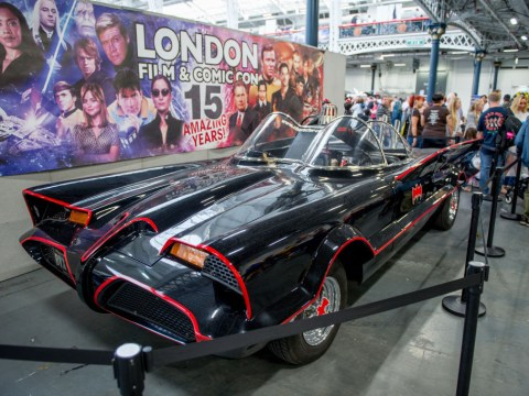 What's on at London Film and Comic Con today and can you still buy tickets?