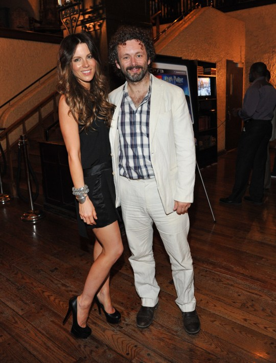 michael sheen wife