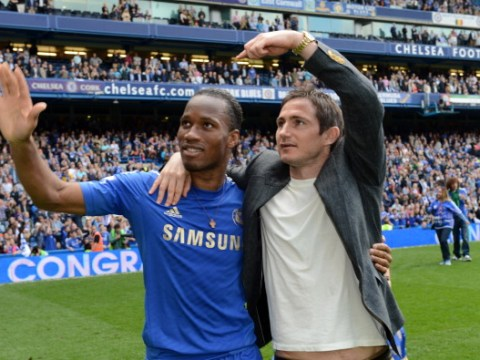 Frank Lampard drops hint over potential Chelsea returns for Didier Drogba and Claude Makelele