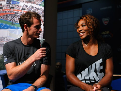Andy Murray couldn't pass up 'great opportunity' to partner Serena Williams at Wimbledon