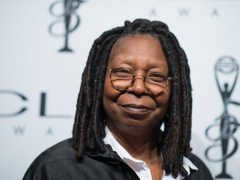 Whoopi Goldberg still recovering from pneumonia and sepsis as she reveals she's 'lucky to be alive'