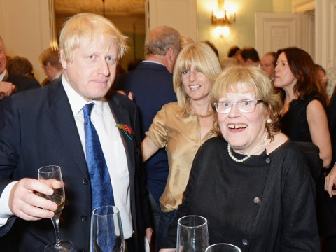 Who is Boris Johnson's mum Charlotte Johnson Wahl?