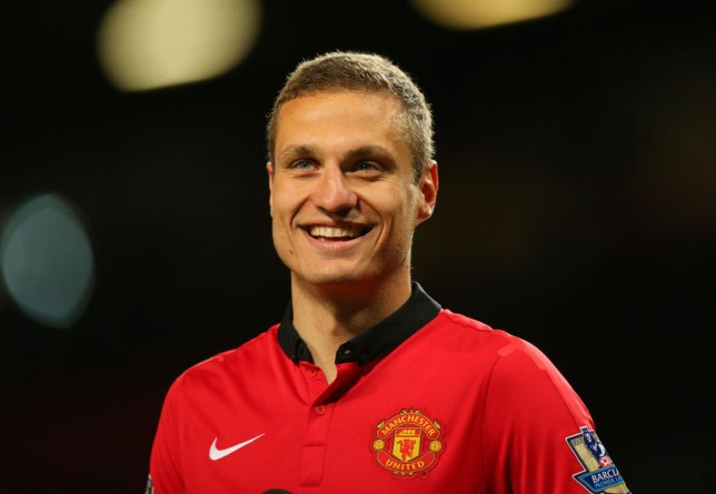 Nemanja Vidic could be heaving back to Manchester United