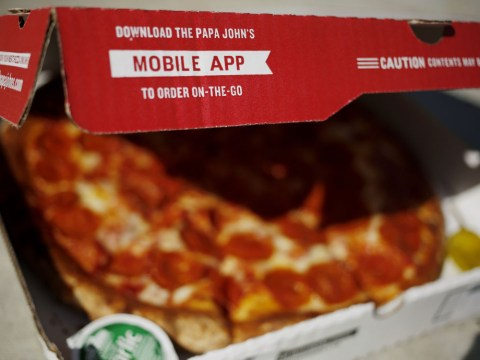 Get pizza delivered to the park or beach with Papa Johns' new outdoor delivery