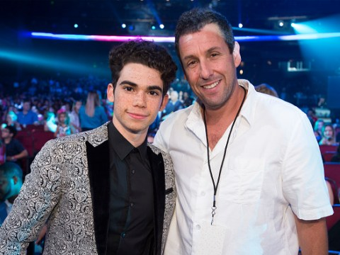 Adam Sandler pays heartfelt tribute to Cameron Boyce after Grown Ups co-star's death: 'Love that kid'