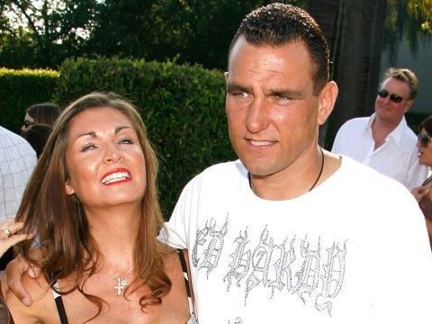 Vinnie Jones 'signed up for Celebrity X Factor' before death of wife Tanya