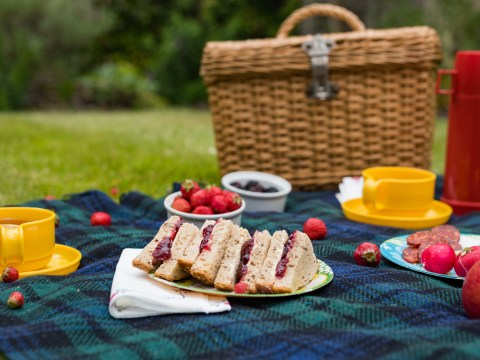 A free 'unashamedly wonky picnic' is coming to London to highlight food waste